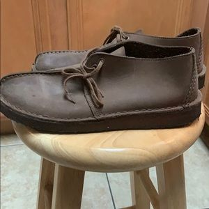 Clarks Original Desert Trek Boots